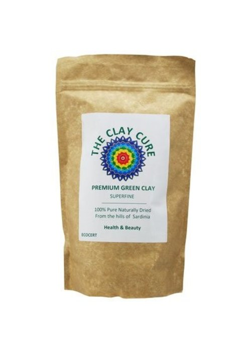Clay Cure Premium Green Clay