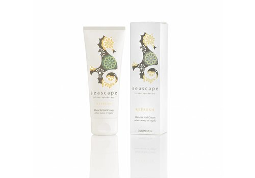 Seascape Hand and Nail Cream - Refresh