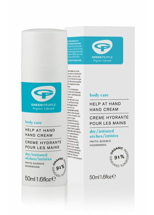 Green People Help At Hand - Hand Cream