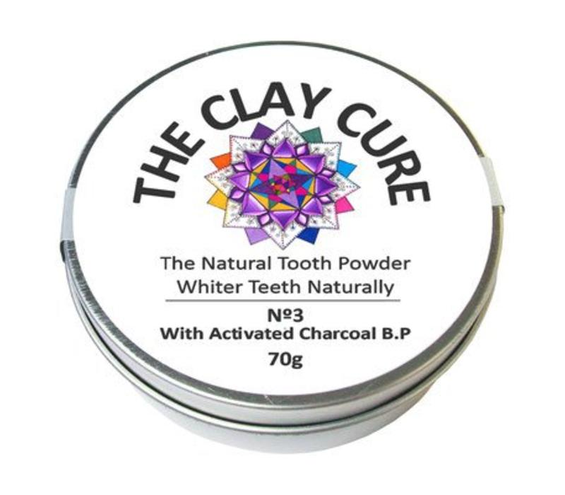 Tooth Powder - Activated Charcoal