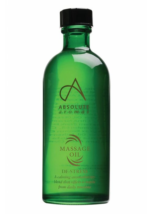 Absolute Aromas De-Stress Massage Oil