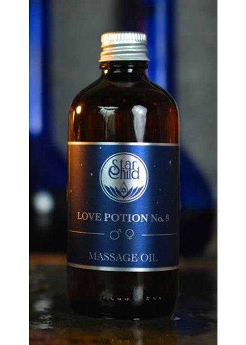 Star Child Love Potion No.9 Massage Oil