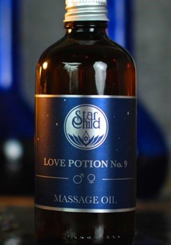 Love Potion No.9 Massage Oil