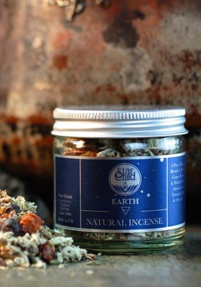 Natural Incense - Earth