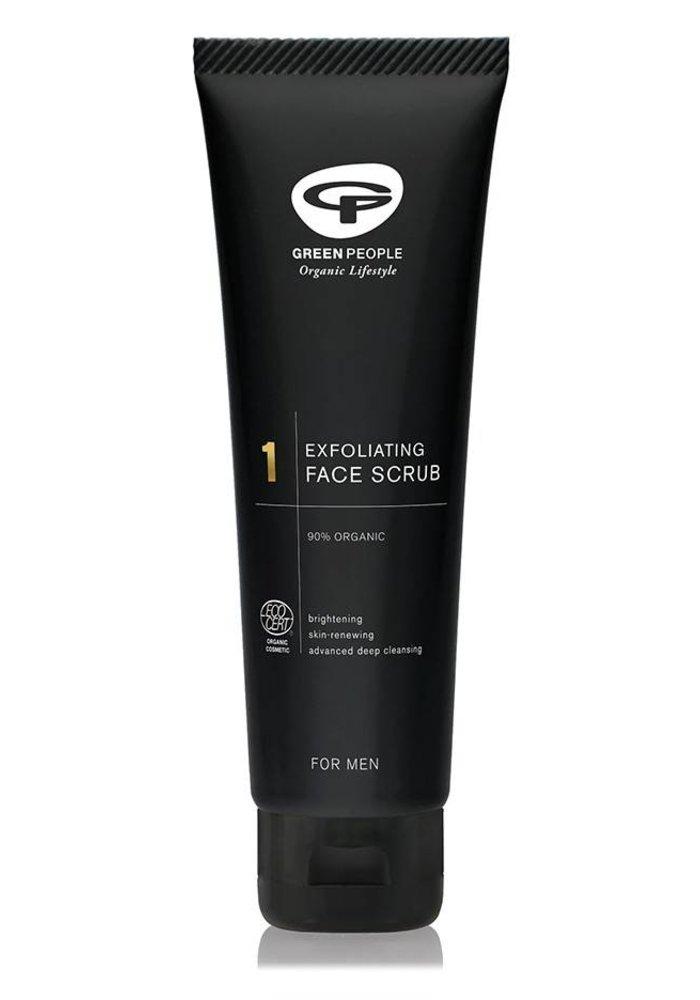 No. 1 Exfoliating Face Scrub