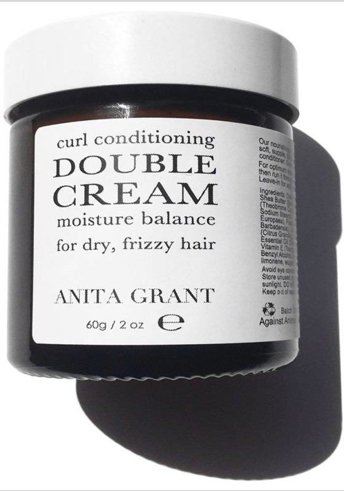 Moisture Balance Curl Conditioning Double Cream