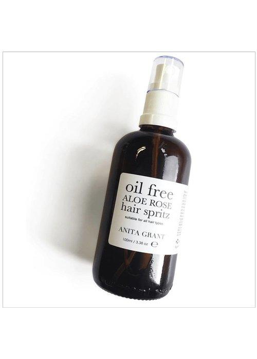 Anita Grant Aloe Rose Oil Free Hair Spritz: Leave-in Conditioning Spray