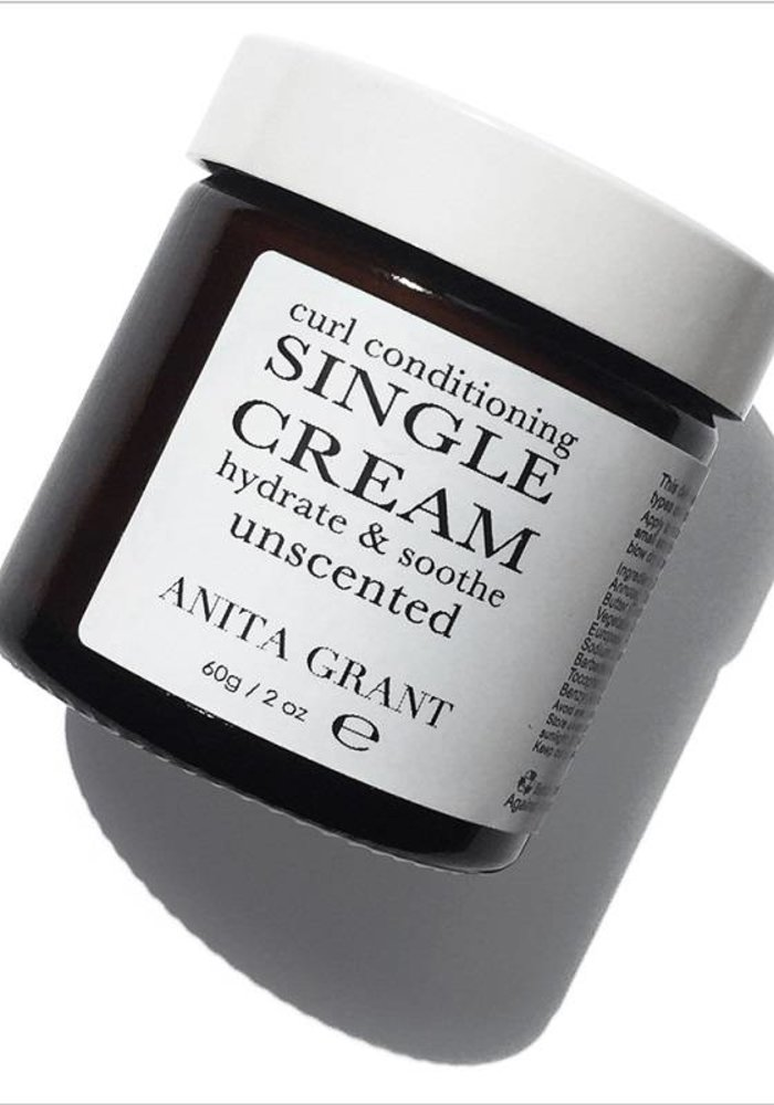 Hydrate and Soothe Leave-in Curl Conditioning Single Cream
