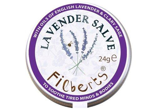 Filberts of Dorset Salve: Lavender 24g
