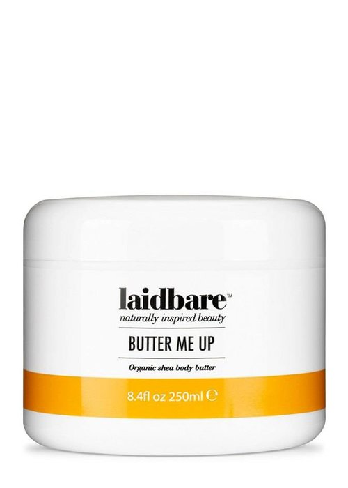Laidbare Butter Me Up Organic Shea Body Butter