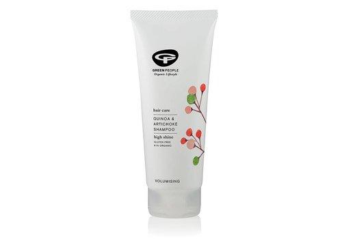 Green People Shampoo - Quinoa and Artichoke