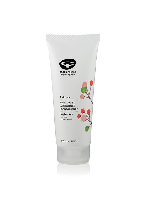 Green People Conditioner - Quinoa and Artichoke