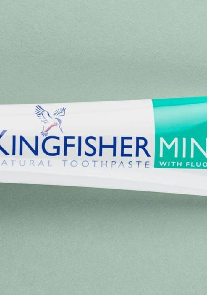 Toothpaste - Mint With Fluoride 100ml
