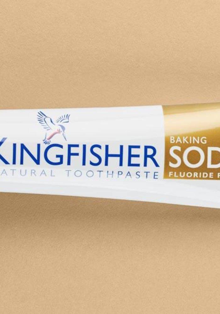 Toothpaste - Baking Soda Fluoride Free 100ml