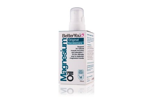 BetterYou Magnesium Oil Spray: Original