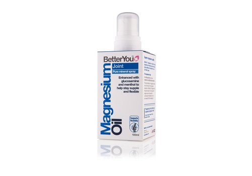 BetterYou Magnesium Oil Spray: Joint