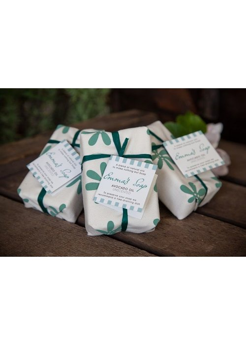 Emma's Soap Avocado Oil Soap: Unscented 85g