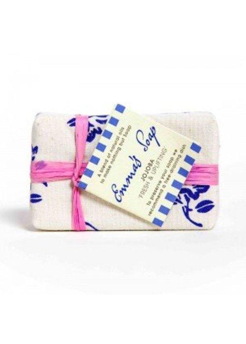 Emma's Soap Jojoba Oil Soap: Fresh and Uplifting 85g