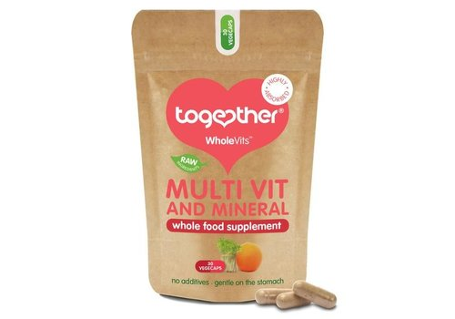 Together Health Multi Vit and Mineral Whole Food Formula
