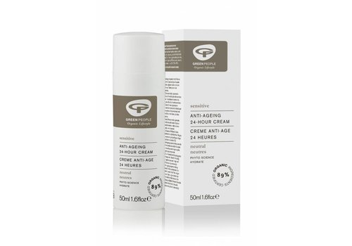 Green People Neutral Scent Free 24 Hour Cream 50ml