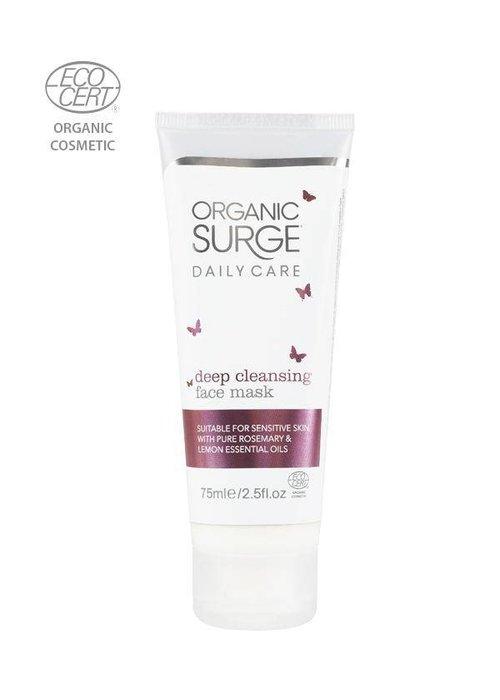 Organic Surge Organic Deep Cleansing Mask