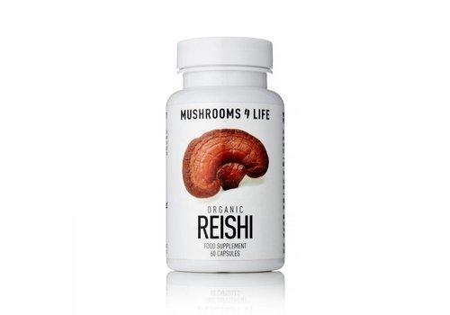 Mushrooms 4 Life Organic Reishi