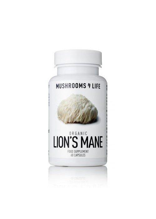 Mushrooms 4 Life Organic Lion's Mane Capsules
