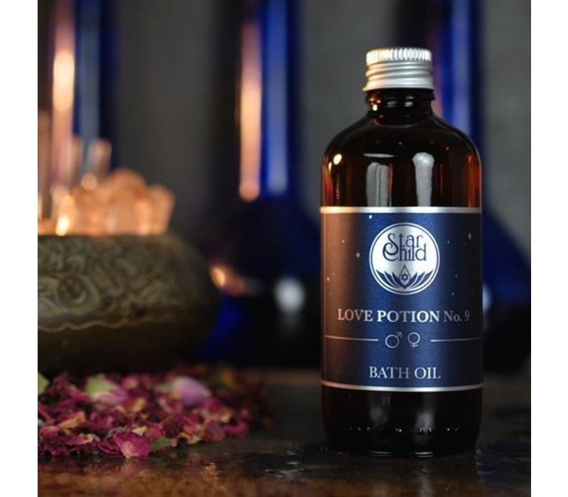 Bath Oil - Love Potion No. 9