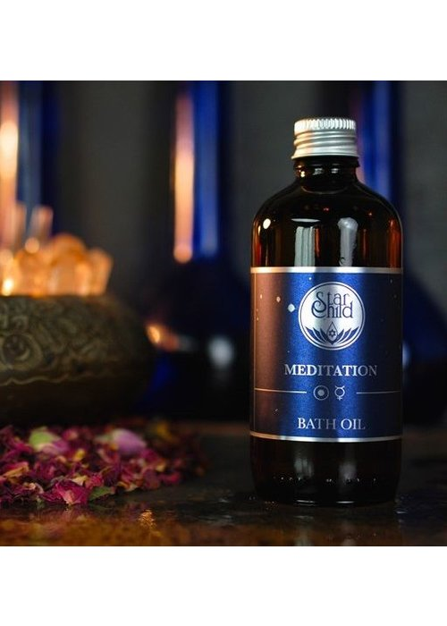 Star Child Bath Oil - Meditation