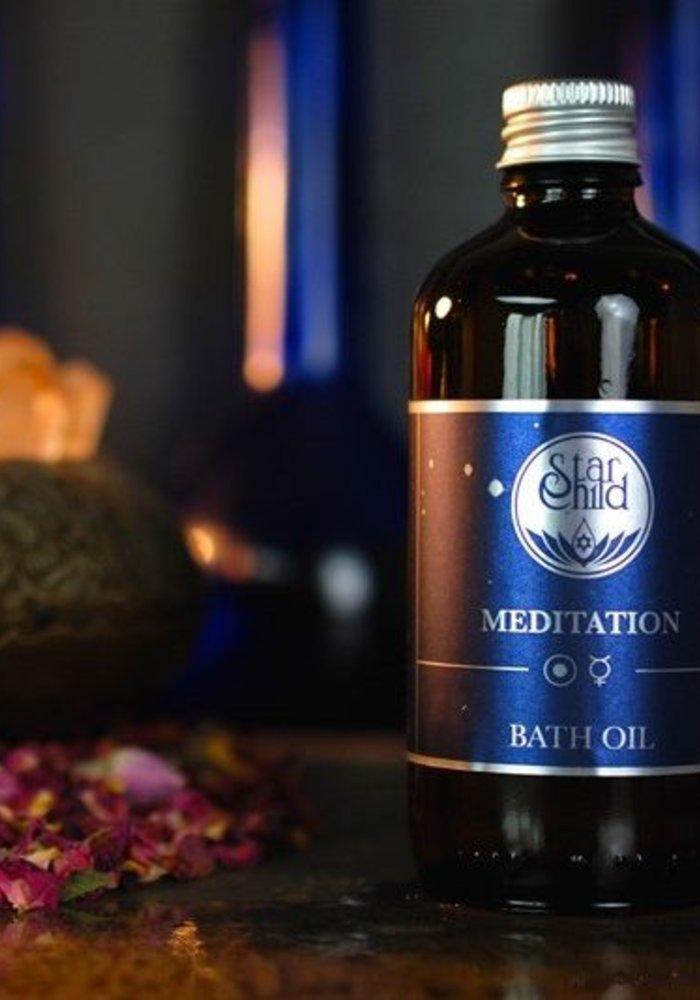 Bath Oil - Meditation