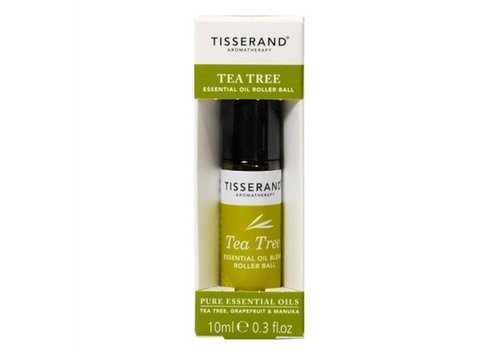 Tisserand Aromatherapy Roller Ball - Tea Tree