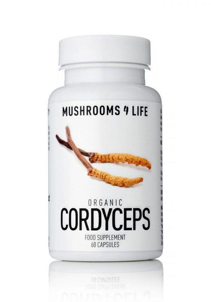 Organic Cordyceps