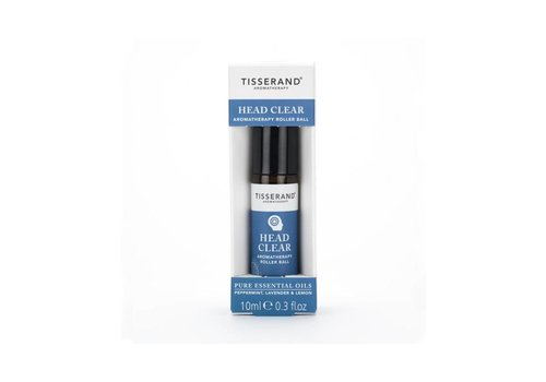 Tisserand Aromatherapy Roller Ball - Mind Clear