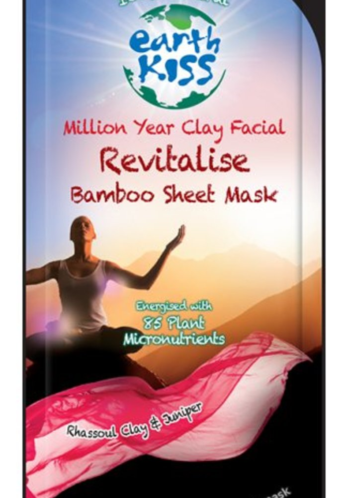 Face Mask: Million Year Clay Facial Revitalise