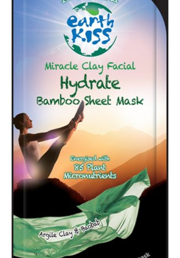 Face Mask: Miracle Clay Facial Hydrate