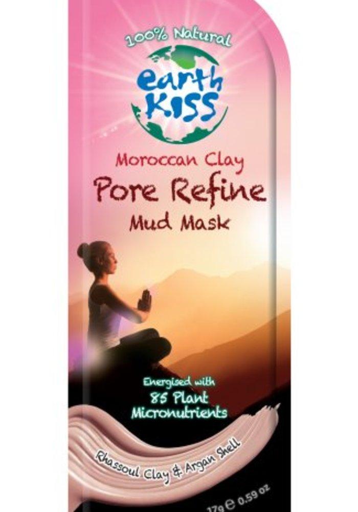 Face Mask: Moroccan Clay Pore Refine