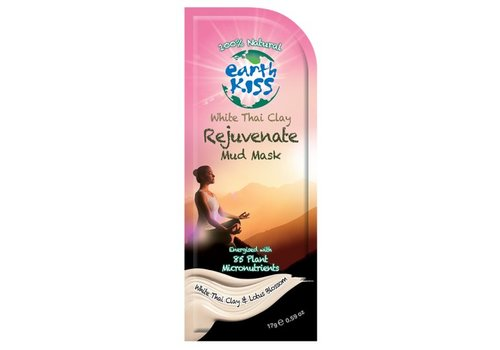 Earth Kiss Face Mask: White Thai Clay Rejuvenate