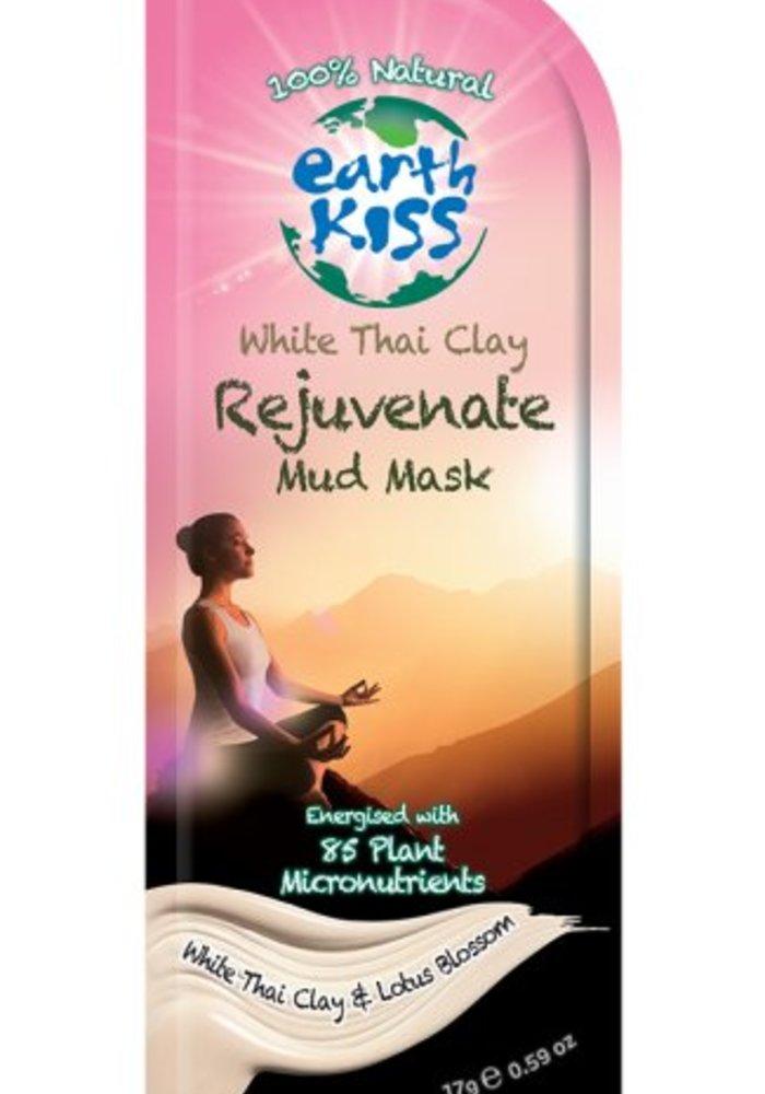 Face Mask: White Thai Clay Rejuvenate