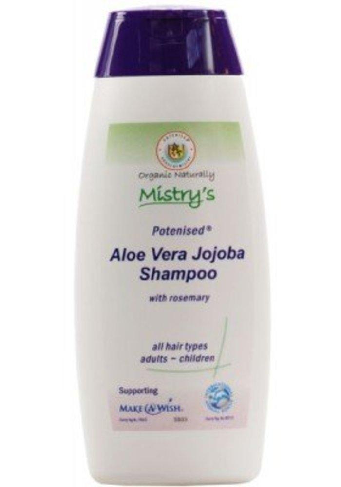 Aloe Vera Jojoba Shampoo with Rosemary