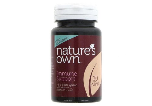 Nature's Own Immune Support