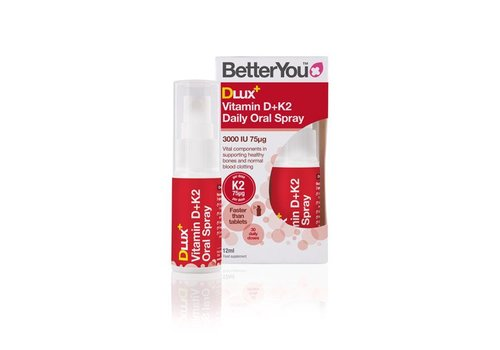 BetterYou DLux Vitamin D+K2