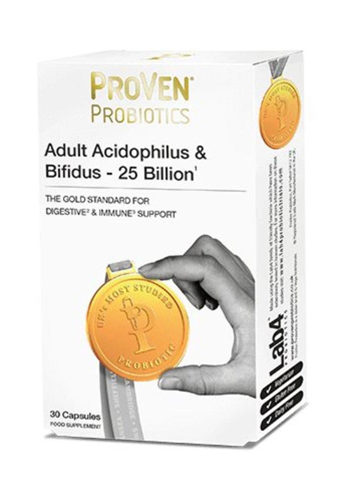 Adult Acidophilus & Bifidus - 25 Billion Probiotic