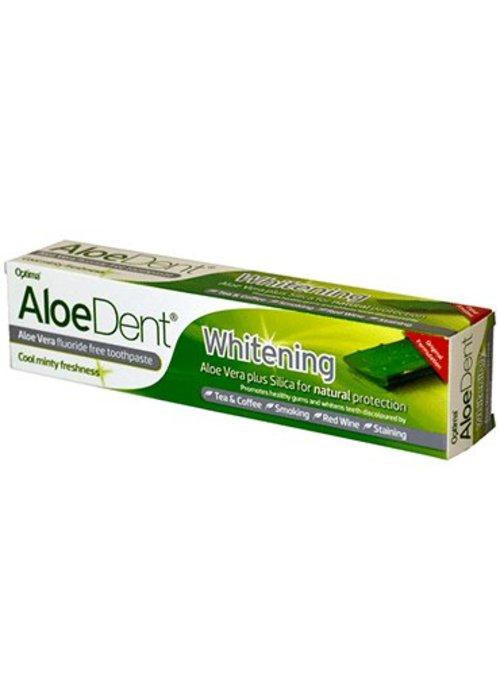 Aloe Dent Whitening Fluoride Free Toothpaste