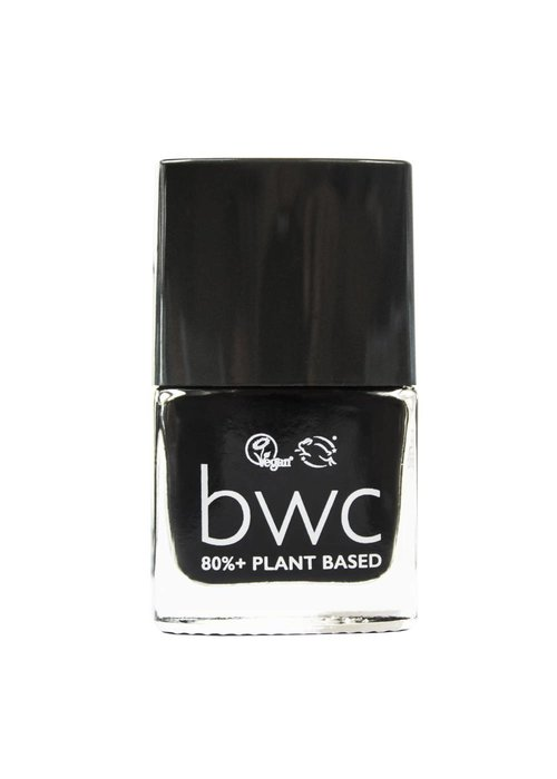 Beauty Without Cruelty Nail Colour: Sable Noir