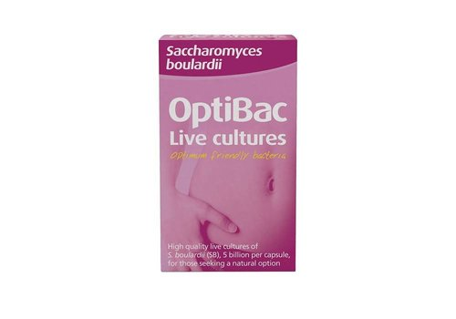Optibac Saccharomyces Boulardii