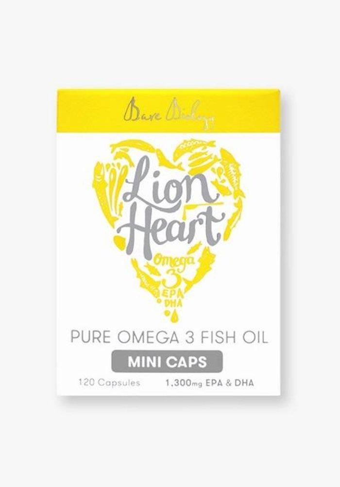 Lion Heart Omega 3