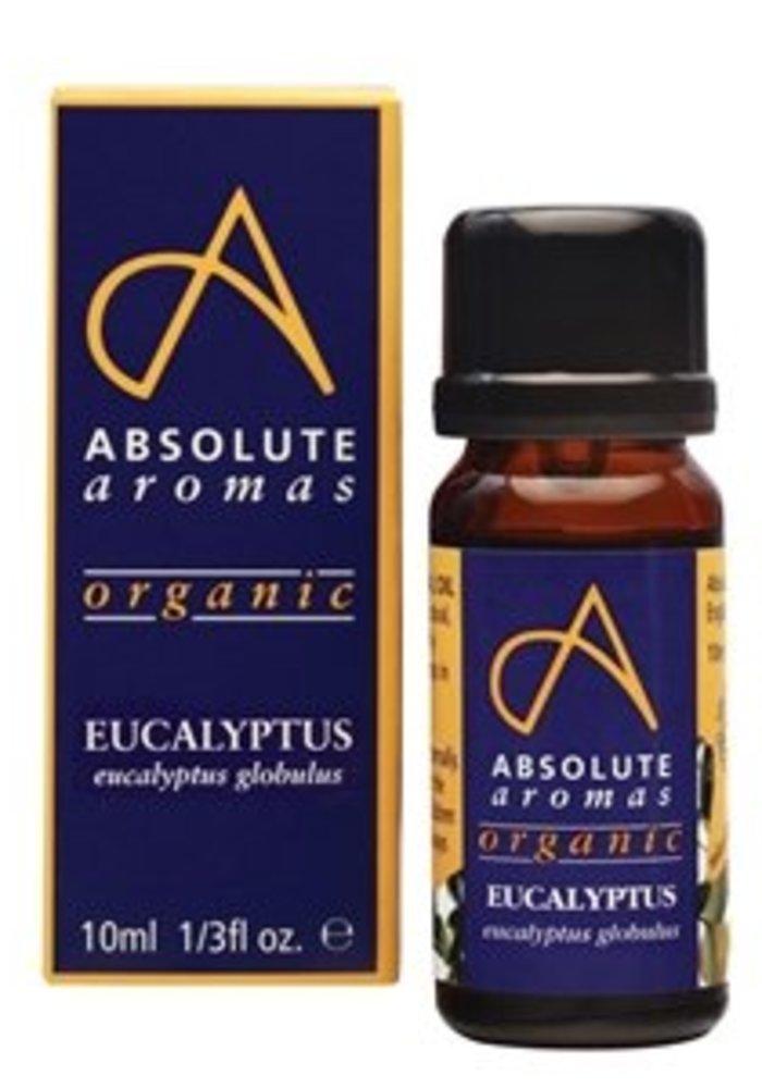 Essential Oil: Eucalyptus Globulus: Organic:10ml