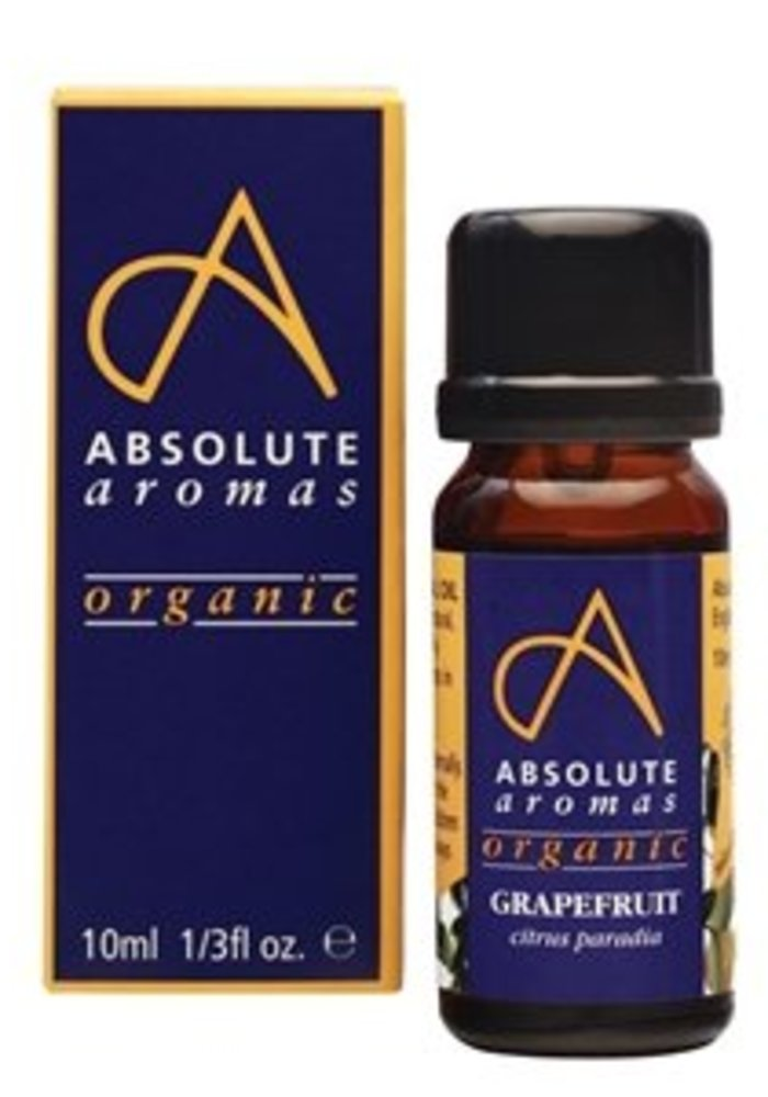 Essential Oil: Grapefruit: Organic: 10ml