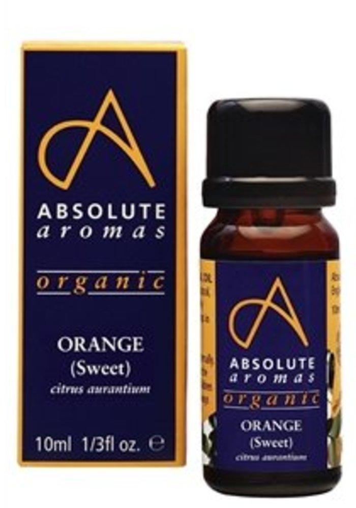 Essential Oil: Mandarin: Organic: 10ml