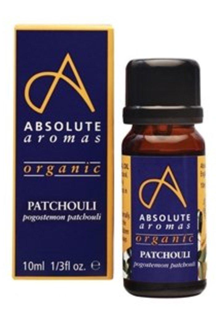 Essential Oil: Patchouli: Organic: 10ml